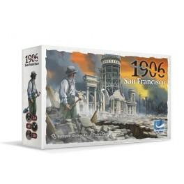 1906 San Francisco + Promo juego de cartas