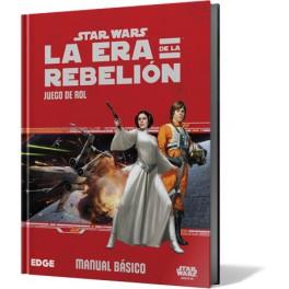 Star Wars: La Era de la Rebelion juego de rol