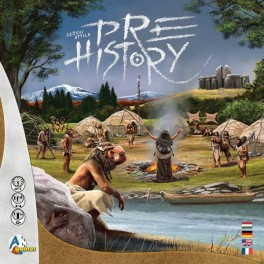 Prehistory - juego de mesa