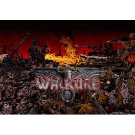 Walkure: pantalla del director juego de rol