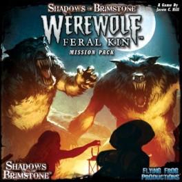 Shadows of Brimstone: Werewolves Mission Pack - Expansion juego de mesa
