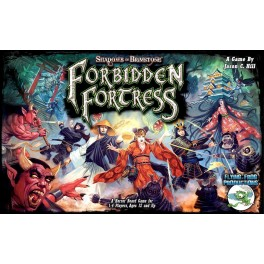 Shadows of Brimstone: Forbidden Fortress - juego de mesa