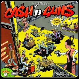 Cash'n Guns - Primera Edicion juego de mesa