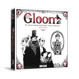 Gloom juego de cartas