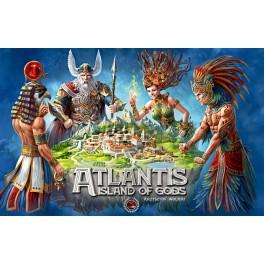 Atlantis: Island of Gods- juego de mesa