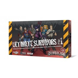 Zombicide: Ultimate Survivors and Experience cards