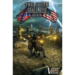 The south shall rise again juego de mesa