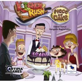 Kitchen Rush: Postres deliciosos - expansión juego de mesa
