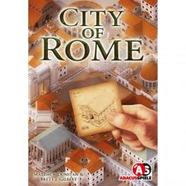 City of Rome juego de mesa