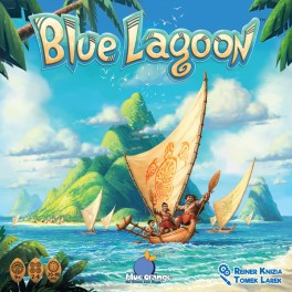 Blue Lagoon - juego de mesa