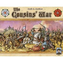 The Cousins War: la guerra de los primos - Juego de mesa