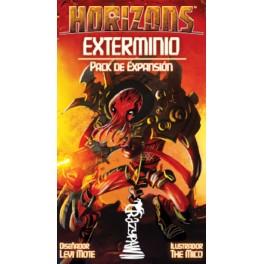 Horizons: exterminio - expansion juego de mesa
