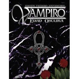 Vampiro Edad Oscura 20 Aniversario - Edicion de Bolsillo - juego de rol