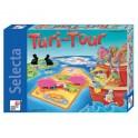 Turi-Tour juego de mesa para niños