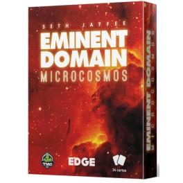 Eminent domain microcosmos - juego de cartas