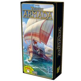 7 Wonders Expansion: Armada - expansion juego de mesa