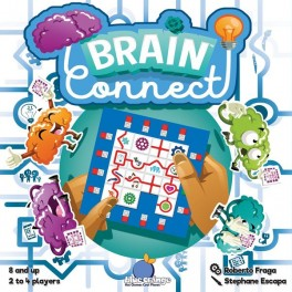 Brain Connect - juego de mesa