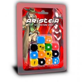 Aristeia Pack de dados - expansión juego de mesa