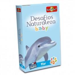 Desafios de la Naturaleza: Mar - juego de cartas