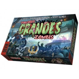 Tiny Epic Zombies - juego de mesa