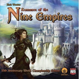 Romance of the Nine Empires - Segunda mano