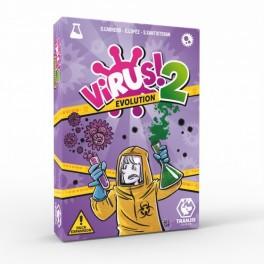 Virus 2 evolution - expansión juego de cartas