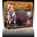 Argent: The Consortium. Mancers of the University expansion - expansión juego de mesa