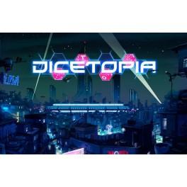 Dicetopia - juego de mesa