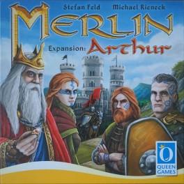 Merlin Expansion: Arthur - expansión juego de mesa