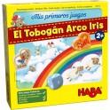 El Tobogan Arco Iris - Juego de mesa para niños