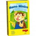 Memo Mimica - juego de cartas para niños