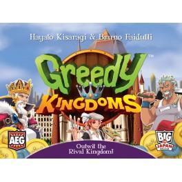 Greedy Kingdoms - juego de cartas