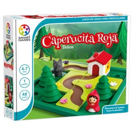 Caperucita Roja - Juego de mesa para niños
