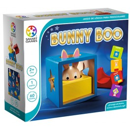 Bunny Boo - juego de mesa para niños