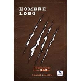 Libro Juego Hombre Lobo - Libro