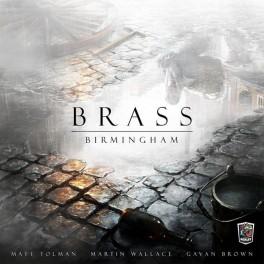 Brass Birmingham - juego de mesa