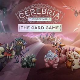 Cerebria The Inside World: Card Game - juego de cartas