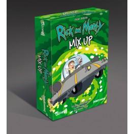 Rick y Morty: Mix Up - juego de cartas