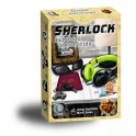 Serie Q Sherlock: Paradero Desconocido - juego de cartas