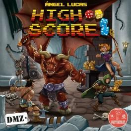High Score - juego de cartas