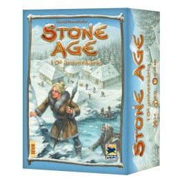 Stone Age 10 Aniversario - juego de mesa