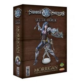 Sword and Sorcery Personajes: Morrigan - expansión juego de mesa