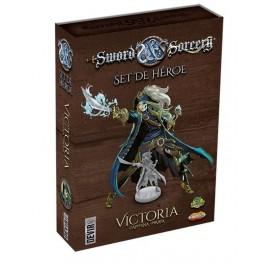 Sword and Sorcery Personajes: Victoria - expansión juego de mesa