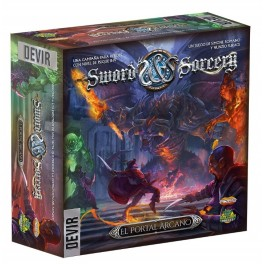 Sword and sorcery expansión