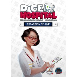 Dice Hospital: expansion deluxe - expansión juego de dados