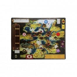 Scythe: Tablero de Neopreno - accesorio juego de mesa