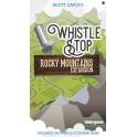 Whistle Stop: Rocky Mountains - expansión juego de mesa