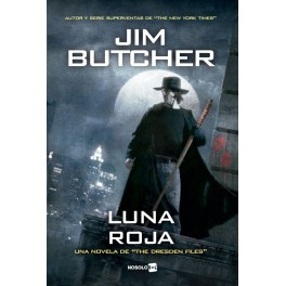 The Dresden files: Luna Roja - LIbro