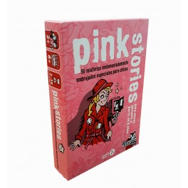 Pink Stories - juego de cartas