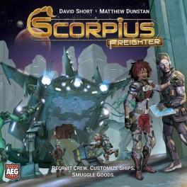 Scorpius Freighter - juego de mesa